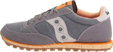 Saucony Jazz Low Pro Vegan - Charcoal / Orange (S1143946)