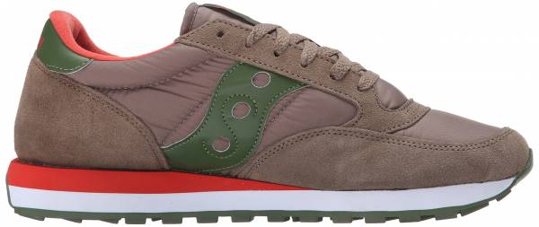 Saucony Jazz Original Brown