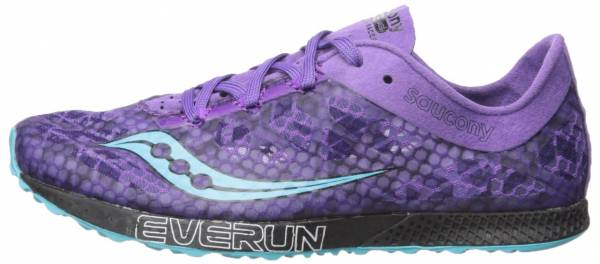 Saucony Endorphin Racer 2 - Purple/Teal (S190311)