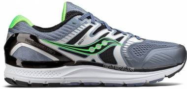 Saucony Redeemer ISO 2 - Gris Gry Sil Slm 3 (S203813)
