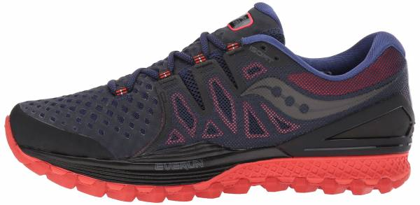 Saucony Xodus ISO 2 Black Orange