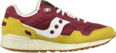 Saucony Shadow 5000 - Yellow/Maroon/White (S7040421)
