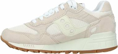 Saucony Shadow 5000 - Tan / White