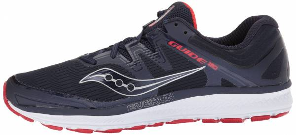 Saucony Guide ISO - Navy/Red (S204153)