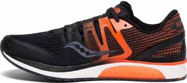 Saucony Liberty ISO - Black/Orange (S204104)
