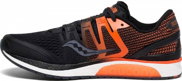 Saucony Liberty ISO Black | Orange