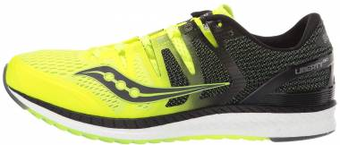 Saucony Liberty ISO Citron | Black Men