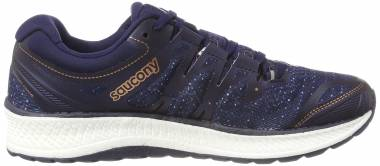 Saucony Triumph ISO 4 - Blau Navy Denim Copper 30 (S2041330)
