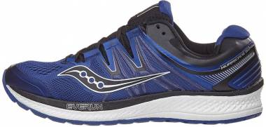 Saucony Hurricane ISO 4 Blue/Black Men