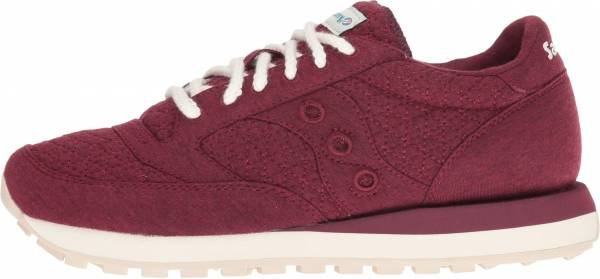Saucony Jazz O Cozy Burgundy