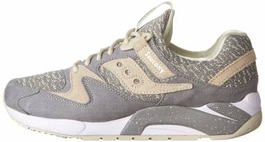 Saucony Grid 9000 Knit - Grey (S703023)