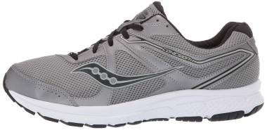 Saucony Cohesion 11 Gunmetal/Black Men