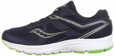 Saucony Cohesion 11 Navy/Slime Men