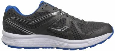 Saucony Cohesion 11 - Charcoal/Blue