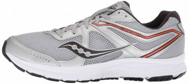 Saucony Cohesion 11 Silver/Orange Men