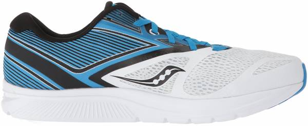 Saucony Kinvara 9 White/Blue/Black
