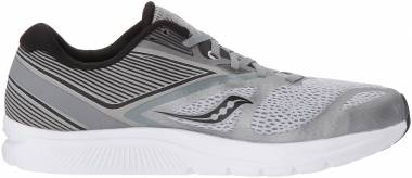 Saucony Kinvara 9 Grey/Black Men