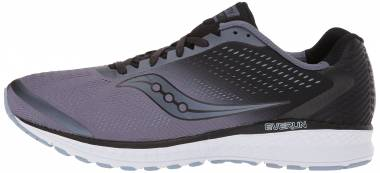 Saucony Breakthru 4 Grey/Black Men