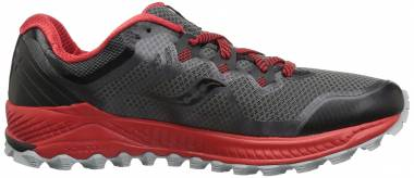 Saucony Peregrine 8 Black/Red Men