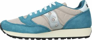 Saucony Jazz Original Vintage - Blue/Tan/Silver