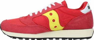 Saucony Jazz Original Vintage - Rojo Red Yellow 56 (S7036856)