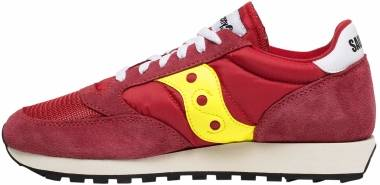 Saucony Jazz Original Vintage - Red Yellow (S7970191)
