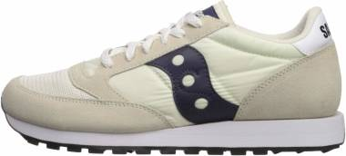 Saucony Jazz Original Vintage - Tan/Navy (S7036882)