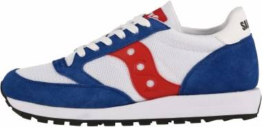 Saucony Jazz Original Vintage - White Blue Red