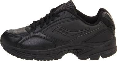 Saucony Grid Omni Walker - Black