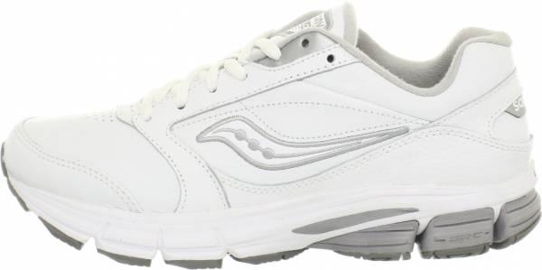 Saucony Echelon LE2 White/Silver