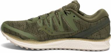 Saucony Freedom ISO 2 Olive Shade Men