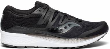 Saucony Ride ISO - Black (S204442)