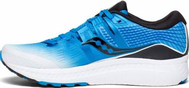 Saucony Ride ISO - White/Black/Blue (S204451)