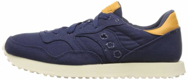 Saucony DXN Trainer Navy Canvas