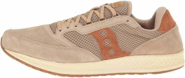 Saucony Freedom Runner - Almond Tan