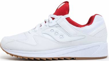 Saucony Grid 8500 - White Red (S702865)
