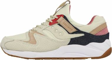 best website 42767 b7ae5 Saucony Grid 9000 Liberty Pack
