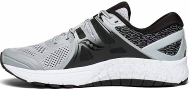 Saucony Omni ISO Grey/Black Men