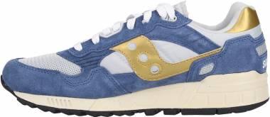 Saucony Shadow 5000 Vintage - Multicolore Blue Gold Gray 2 (S704042)