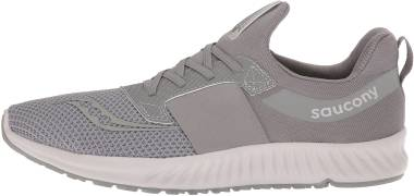 Saucony Stretch & Go Breeze - Grey