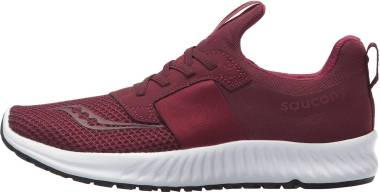 Saucony Stretch & Go Breeze - Burgundy (S300205)