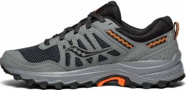 Saucony Excursion TR 12 Grey/Orange Men