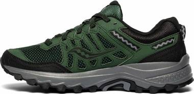 Saucony Excursion TR 12 - Green Black (S204514)
