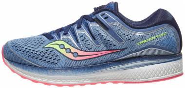 Saucony Triumph ISO 5 - Blue/Navy (S104621)