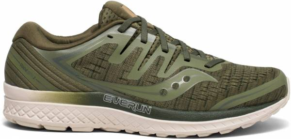 Saucony Guide ISO 2 - Olive Shade (S2046441)