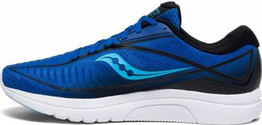 Saucony Kinvara 10 Blue/Black Men
