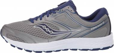 Saucony Cohesion 12 - Grey/Blue