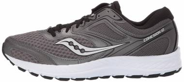 Saucony Cohesion 12 Silver / Red Men