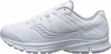 Saucony Momentum - White/Grey (S152671)
