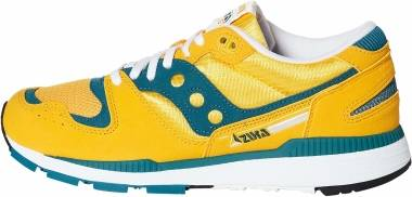 Saucony Azura - Yellow Teal (S7043721)